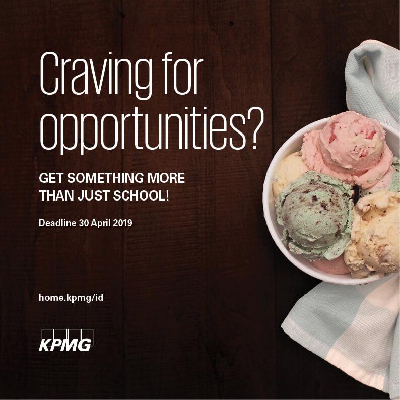 KPMG Scholarship Socmed