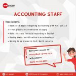 Materi Iklan 1 - Accounting Staff